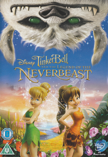 Tinker Bell and the Legend of the NeverBeast - this films something of a Tear Jerker!