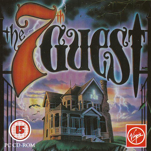 The 7th Guest - A Haunted House of Puzzles :)
