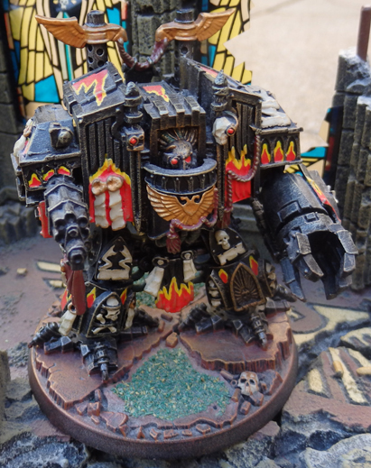 Space Marine Venerable Dreadnought - Legion of the Damned