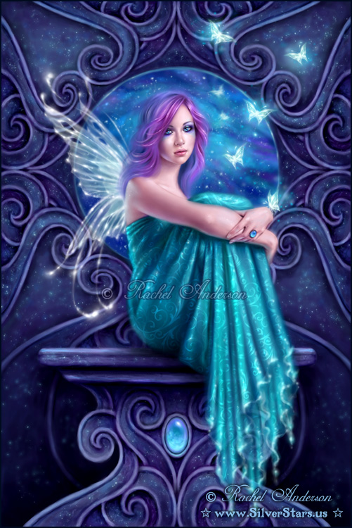 Astraea - The Starlight in Fairy - Rachel Anderson