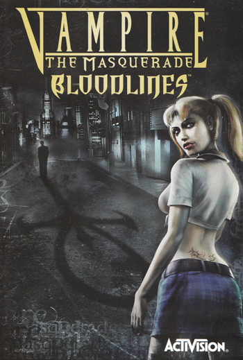 Vampire the Masquerade - Bloodlines