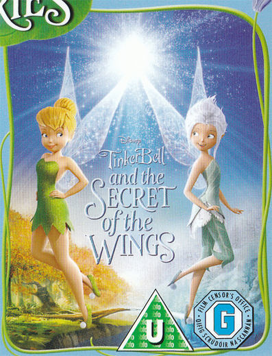 Tinker Bell and the Secret of the Wings - Curiosity, Chance and Snow :)