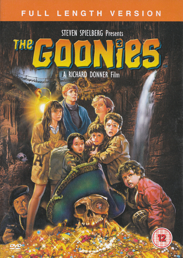 The Goonies - A Swashbuckling, Fantasy Pirates Tale :)  With Treasure Chests, and Pirates Hats!