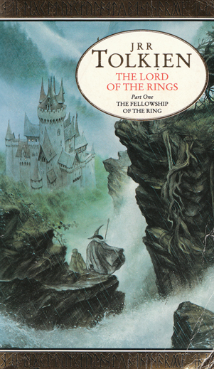 The Lord of the Rings - The Fellowship of the Ring - JRR Tolkien